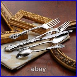 (12-Case) Oneida Michelangelo Knives Heavy Weight Stainless Steak Knife 18/10