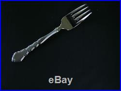 12 Satinique Salad/pastry Forks Oneida New 18/8 Free Shipping USA Only