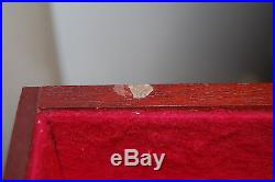 148 Piece Oneida Community Stainless Flatware Chandelier Pattern + Chest M4432