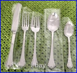 20 Pc NEW Oneida ANTICIPATION Stainless Flatware Set 4 Place Setting IN box