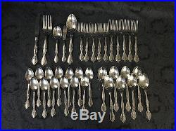 36 pc Lot of Oneida Tradition Lakewood Tuxedo Flatware Stainless SSS Silverware