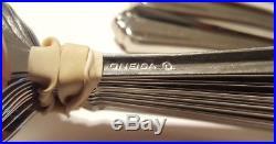 41 pc Oneida Cube JUILLIARD Julliard Stainless Flatware Lot Silverware USA FORK