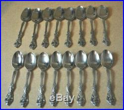 60 Oneida CUBE Stainless Steel Flatware svc for 8 Plus Serving MICHELANGELO