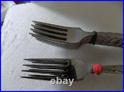 61 Pc. Oneida Cello Community Stainless flatware