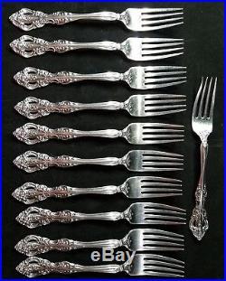 63 Piece Oneida MICHAELANGELO Stainless Steel Cutlery Utensils Serving Silver