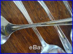 64 pc lot ONEIDA Stainless Flatware Gala Impulse 5-pc Place Settings Service 12
