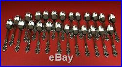 66 Pc. Set Oneida Heirloom MICHELANGELO Stainless Flatware Service for 12