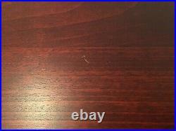 67 Pc ONEIDA COMMUNITY TWIN STAR STAINLESS FLATWARE B. CROCKER Mac GRAW CHEST