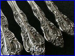 68 Pieces Full 5 Piece Service For 12 Oneida Michelangelo Stainless with 8 Hostess