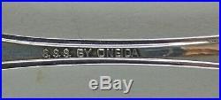 76pc Lot of Oneida RENOIR/PEMBROOKE Flatware Stainless Steel