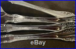 87 Pieces Oneida Community Brahms Flatware (5)pieces Place Setting For 16+ Serv