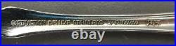 Flatware 89pc ONEIDA Distinction Deluxe RAPHAEL stainless setting for 9 +extras