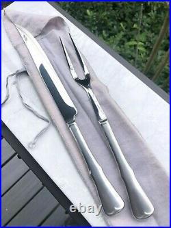 HUGE SET 139pc Oneida Community PATRICK HENRY Stainless Steel Flatware EUC