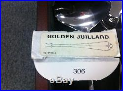 Julliard 36 piece set Service for 6 Oneida Flatware plus extra pieces