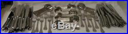 LARGE LOT Sant Andrea Donizetti Flatware by Oneida 175 pcs Stainless Silverware