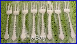 NEW 49 Pc Oneida Community CELLO Stainless Flatware 8 Place Setting Betty Crocke