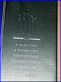 NEW Oneida MICHEL ANGELO 20 Piece Service for 4 Flatware Set 18/10 Stainless
