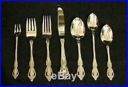 Never used 44pc Setting & Service Set Distinction Deluxe HH Raphael by Oneida