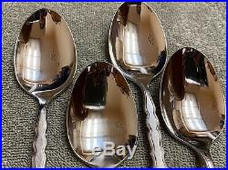 ONEIDA Cello Community stainless flatware 20 pieces Excellent
