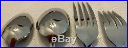 ONEIDA DELUXE Stainless CALLA LILY SET OF 20 Service For 4 MINT Fork Spoon Knife