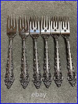 ONEIDA Da Vinci stainless steel flatware 41 pieces