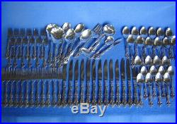 ONEIDA MICHELANGELO CUBE 72 pc STAINLESS STEEL FLATWARE SERVICE 12 PLACE SETS