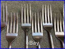 ONEIDA Patrick Henry community stainless flatware 67 pieces