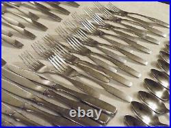 ONEIDA Paul Revere Community Stainless Flatware 60 Pieces FREE SHIP