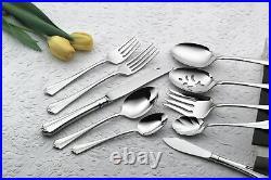 Oneida 18/10 Stainless Steel Juilliard Steak Knives (Set of 12) Kitchen Flatware