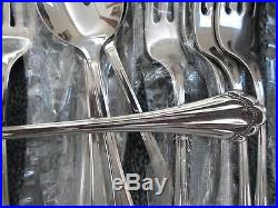 Oneida 18/8 USA Community Stainless MARQUETTE 20pcs 4 Place Settings Unused