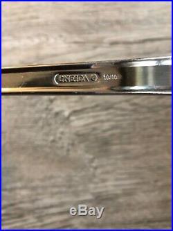 Oneida 53 Piece 18/10 Stainless Fine Flatware Set