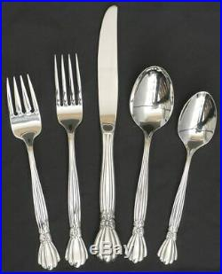 Oneida ALEXIS STAINLESS 5 Piece Place Setting 6038216