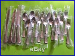 Oneida American Colonial 18/10 Stainless USA flatware 20 pieces