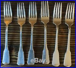 Oneida American Colonial CUBE MARK Stainless Steel Flatware Serving 34 piece Lot