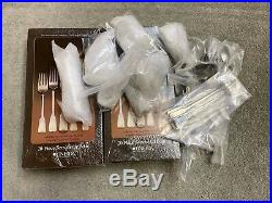 Oneida American Colonial Stainless flatware 86 pieces