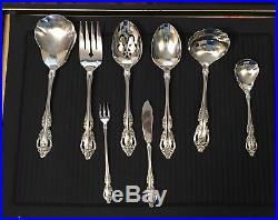 Oneida Brahms Community Stainless Flatware Set For 8 48 Pieces Mint