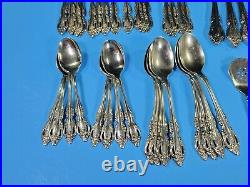 Oneida Brahms Stainless 46 Piece Starter Set 8 Place Settings Plus 6 Serving