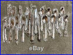 Oneida Chateau Deluxe Stainless steel Flatware 20 pc