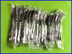 Oneida Chatelaine Community stainless USA flatware 20 pieces New