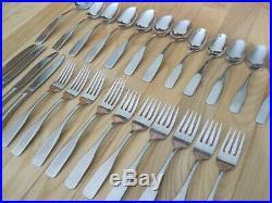 Oneida Cimarron Stainless Flatware Lot 39 Pc
