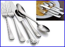 Oneida Cloister 18/10 Stainless Service For 12 Flatware