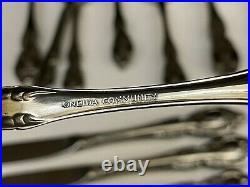 Oneida Community BRAHMS 60-piece Flatware Stainless Set Service for 12