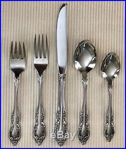 Oneida Community Stainless BRAHMS 20 Pieces 4 Place Settings