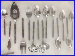 Oneida Community Stainless Flatware- style Madrid 88 Pieces