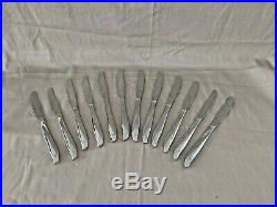 Oneida / Community TWIN STAR Stainless 102 pcs Service for 12 Hostess & Baby Set