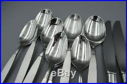 Oneida Community USA Stainless FROSTFIRE Service for Four 20 Pieces