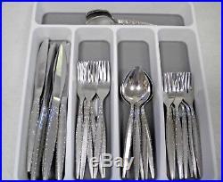 Oneida Community VENETIA Flatware 39 pc Set Service for 8 minus 1 dinner fork