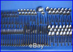 Oneida Communityroyal Chippendale95 Pc Stainless Steel Flatware Serviceset 12