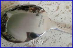 Oneida Demeter 18/10 Stainless Steel Flatware 66 Pieces Modernist Design