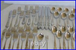 Oneida Dover Cube 41 pc Stainless Flatware Set